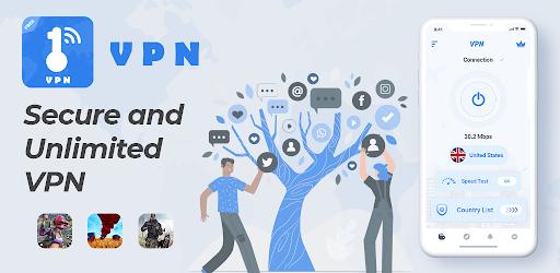 Super Fast - Free VPN Proxy Server, VPN Master Versi 1.1