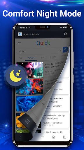 Web Browser & Web Explorer android2mod screenshots 5