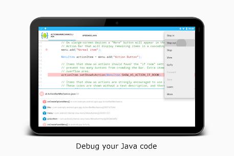 AIDE Mod Apk- IDE for Android Java C++ (Premium Unlocked) 9