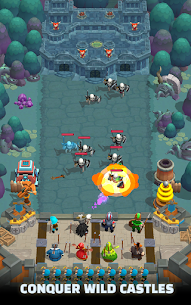 Wild Castle TD: Grow Empire Tower Defense in 2021 6