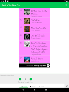 Spotify Top Stats Pro Apk 1.4 (Full Paid) 10