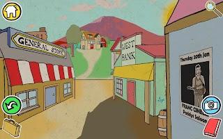 Ferris Mueller's Day Off -Wild West Adventure Game