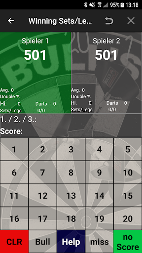 Darts Scoreboard: My Dart Training  Screenshots 3