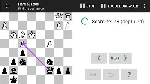 Chess Tactics Pro (Puzzles)  screenshots 8