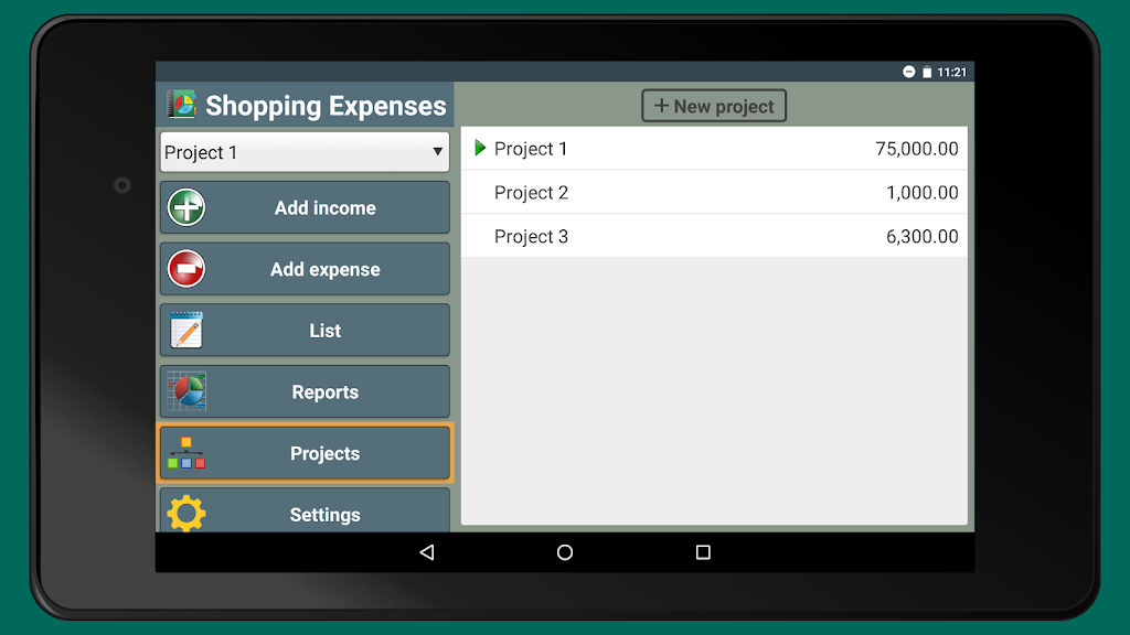 Shopping Expenses  poster 11