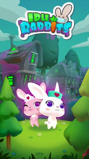 idle rabbits: save the world screenshot 1