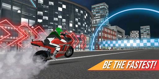Motorcycle Real Race  screenshots 5