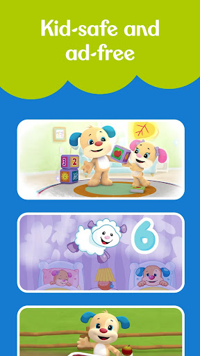 Learn & Play by Fisher-Price: ABCs, Colors, Shapes 5.0.0 screenshots 3