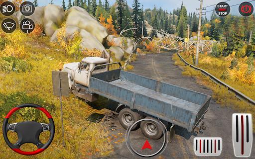 Offroad jeep Simulator -New Mud Runner Game 1 screenshots 5