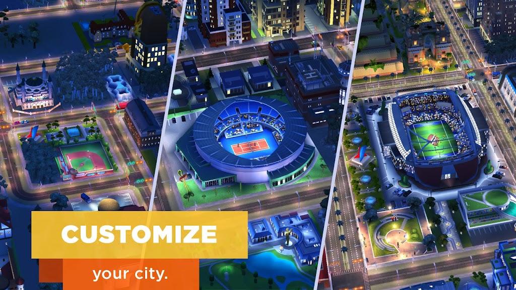 SimCity BuildIt  poster 7