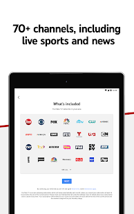 YouTube TV: Live TV & more screenshots 12