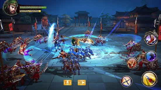 Kingdom Warriors Screenshot