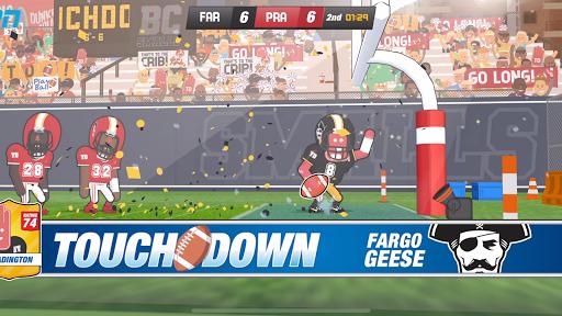 Touchdowners 2 -  Pro Football screenshots 1