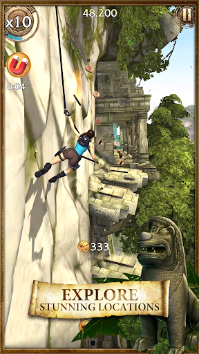 Lara Croft: Relic Run  screenshots 2