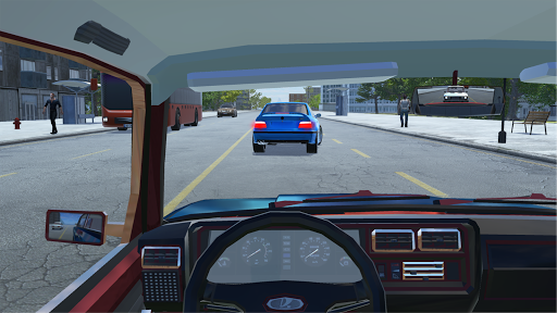 Russian Car Lada 3D  Screenshots 4