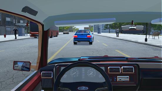 Russian Car Lada 3D Mod Apk