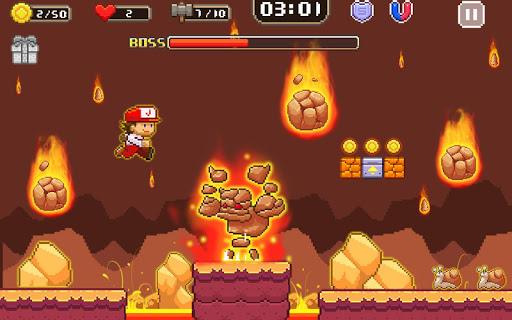 Super Jim Jump - pixel 3d 3.6.5026 screenshots 23