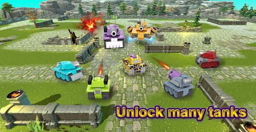 Tanks Zone screenshot 3