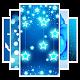 Blue Wallpaper Download on Windows