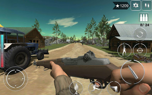 Call Of Courage : WW2 FPS Action Game 1.0.13 screenshots 1