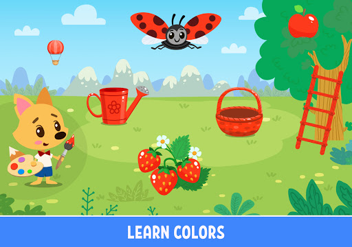Preschool learning games for toddlers & kids  screenshots 8