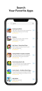 App Store - iOS style