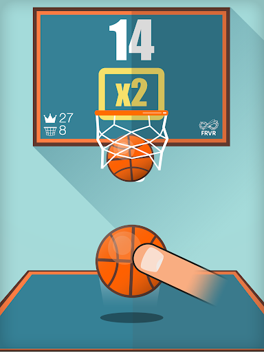 Basketball FRVR - Shoot the Hoop and Slam Dunk! screenshots 15