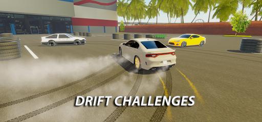 American Car Driving Simulator 2020 - Real Car Sim 1.5 screenshots 1