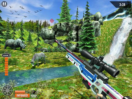 Wild Deer Hunt 2021: Animal Shooting Games apktram screenshots 12