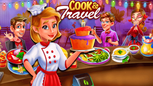 Cook n Travel: Cooking Games Craze Madness of Food  screenshots 1
