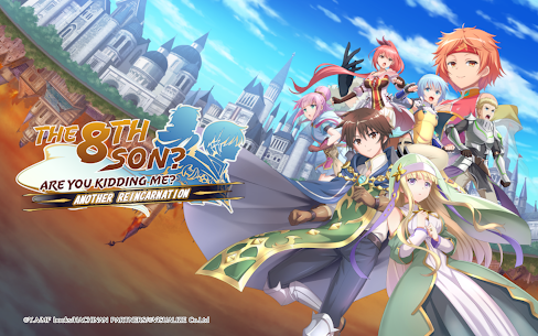 THE 8TH SON? Mod Apk ARE YOU KIDDING ME? A.R. (One Hit Kill) 5