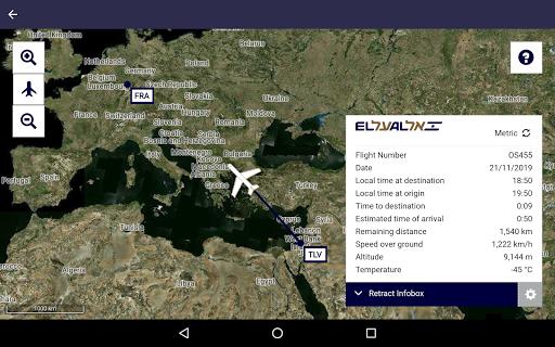 DreamStream By EL AL android2mod screenshots 11