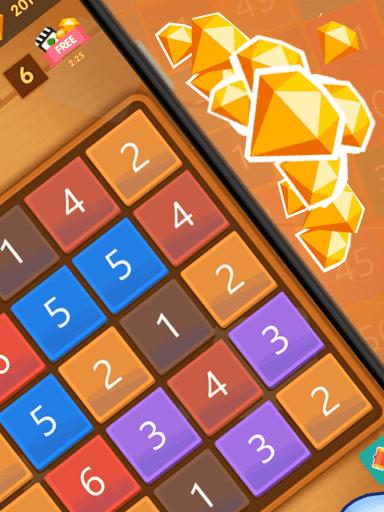 Merge Digits - Puzzle Game 1.0.3 screenshots 8