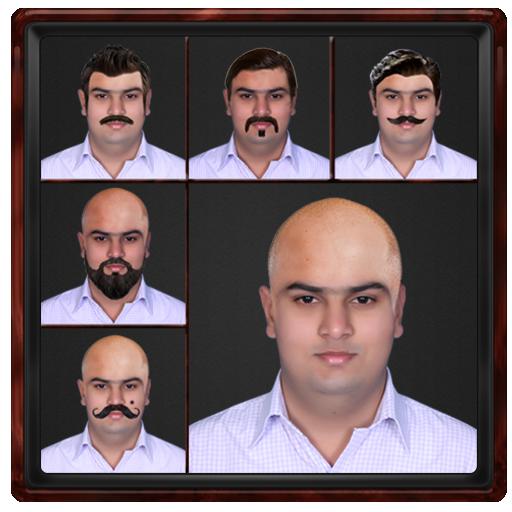 Face Hair Changer Men-Women