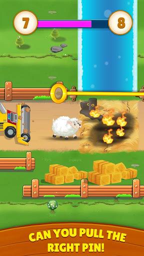Farm Rescue u2013 Pull the pin game modavailable screenshots 8