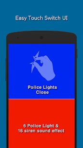 Police Siren and Lights Simulation 3