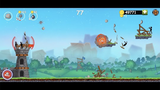The Catapult Mod Apk – Unlimited Coins 4