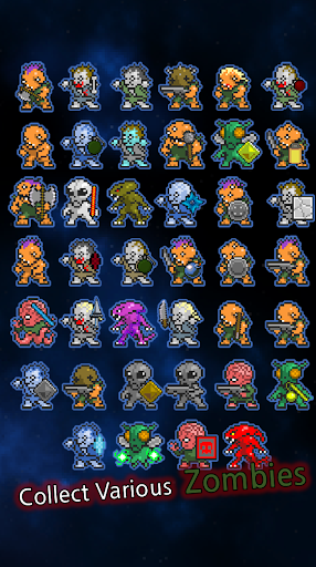 Grow Zombie VIP - Merge Zombies  screenshots 10