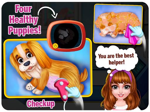 Puppy Pet Vet Salon And Daycare Activities 3.0.3 screenshots 7