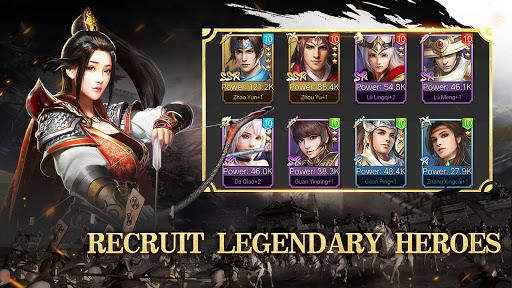Kingdoms Saga: Samkok Legend  screenshots 2