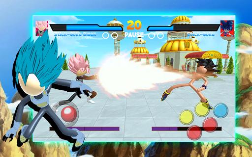 Stick Super Battle War Warrior Dragon Shadow Fight 8.0 screenshots 2
