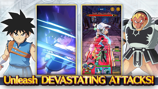 DQ Dai: A Herou2019s Bonds  screenshots 17