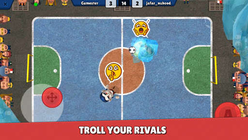 Football X u2013 Online Multiplayer Football Game screenshots 12