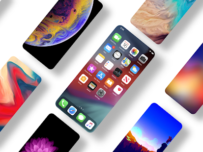 iOS Icon Pack: Premium Icons & Wallpapers (No Ads) Screenshot