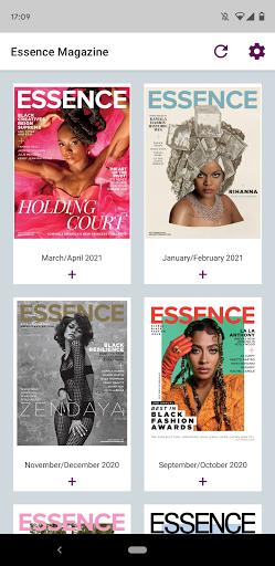 ESSENCE Magazine  screenshots 9