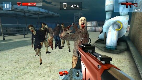 Zombie Objective MOD APK 3