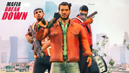 Grand City Street Mafia Gangster 3