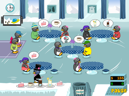 Penguin Diner 2 1.1.5 screenshots 6