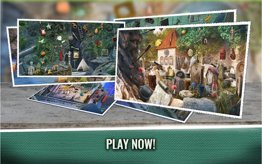 Abandoned Places Hidden Object Escape Game 2.8 screenshots 4