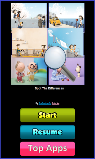 find differences ii screenshot 1